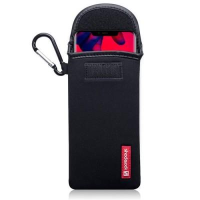 Shocksock Θήκη - Πουγκί Huawei Mate 20 Pro - Black