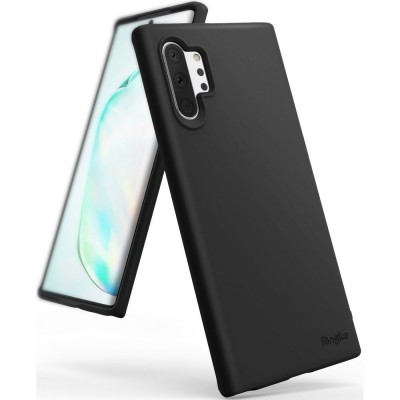 Ringke Air S Θήκη Σιλικόνης Samsung Galaxy Note 10 Plus - Black (51650)
