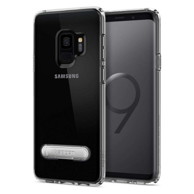 Spigen Galaxy S9 Ultra Hybrid S Crystal Clear (592CS22841)