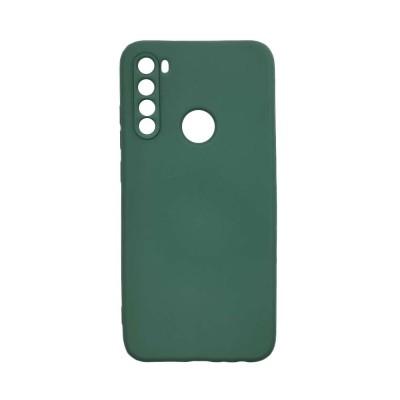 My Colors Original Liquid Silicon For Xiaomi Redmi Note 8T Πράσινο σκούρο