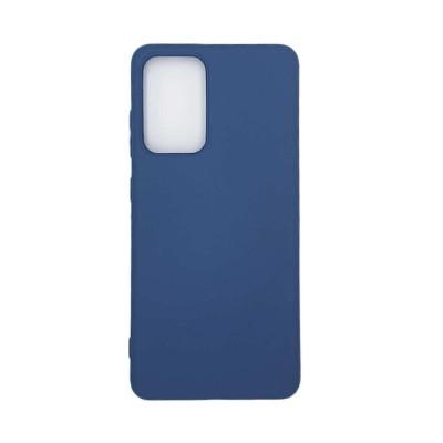 Θήκη σιλικόνης My Colors για Samsung Galaxy A52 Σκούρο Μπλέ (200-108-247)