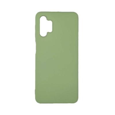 My Colors Θήκη Σιλικόνης Samsung Galaxy A32 5G - Ανοιχτό Πράσινο