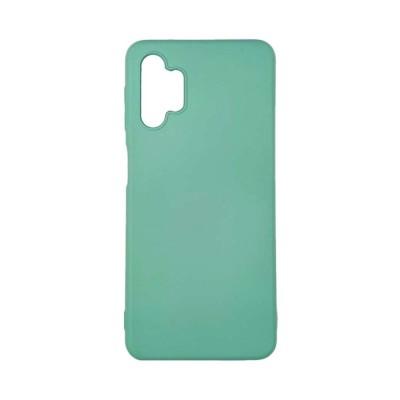 My Colors Θήκη Σιλικόνης Samsung Galaxy A32 5G - Βεραμάν