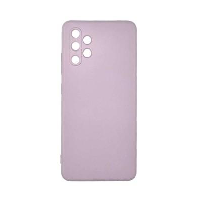 My Colors Θήκη Σιλικόνης Samsung Galaxy A32 4G - Βιολετί