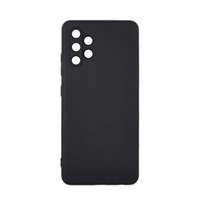 My Colors Θήκη Σιλικόνης Samsung Galaxy A32 4G - Black (200-108-161)