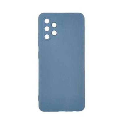 My Colors Θήκη Σιλικόνης Samsung Galaxy A32 4G -Μπλέ Σκούρο