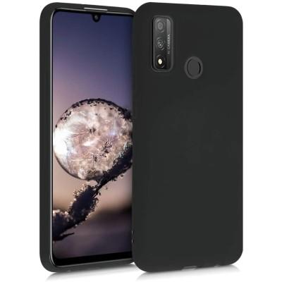 KW Θήκη Σιλικόνης Huawei P Smart (2020)- Black Matte (200-106-042)