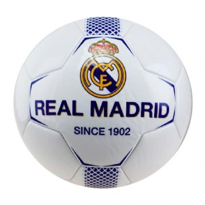 Ποδοσφαιρική Μπάλα Real Madrid Λευκή Μικρή Νο# 2 - επίσημο προϊόν