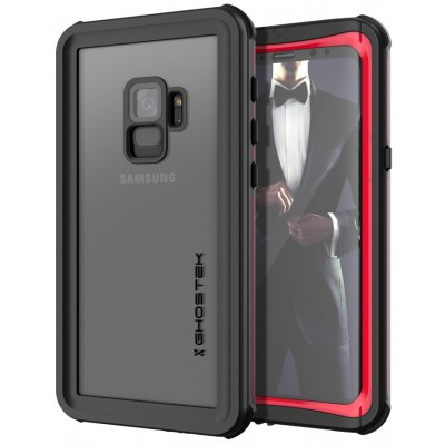 Ghostek Nautical 2 Αδιάβροχη θήκη Samsung Galaxy S9 - Red