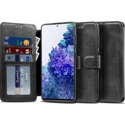 Tech-Protect Θήκη Πορτοφόλι Samsung Galaxy S20 FE - Black (75251)
