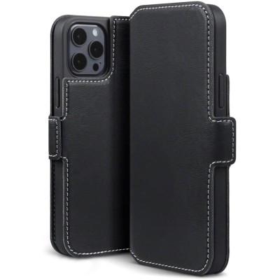 Terrapin Low Profile Θήκη - Πορτοφόλι Apple iPhone 12 / 12 Pro - Black (117-134-006)
