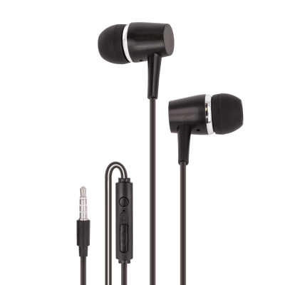 CMaxLife MXEP-02 Handsfree Ακουστικά - Black (200-104-621)
