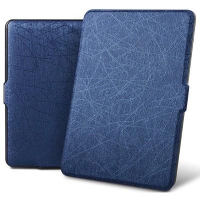 KW Θήκη e-Reader για Amazon Kindle Paperwhite 1/2/3 - Navy Blue (200-105-923)