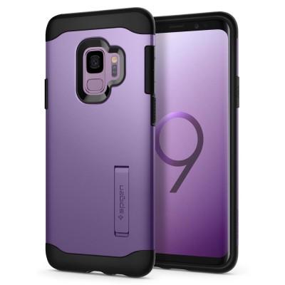 Spigen Samsung Galaxy S9 Slim Armor Lilac Purple (592CS22881)
