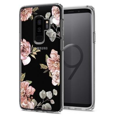 Spigen Galaxy S9+ Liquid Crystal Blossom Flower (593CS22916)