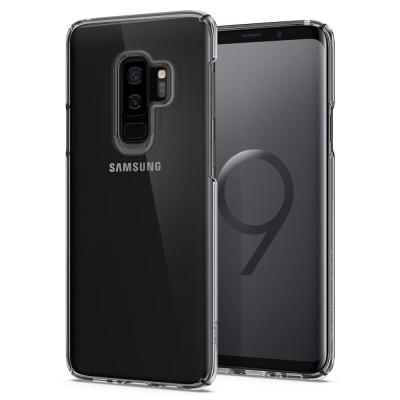 Spigen Galaxy S9+ Thin Fit Crystal Clear (593CS22961)