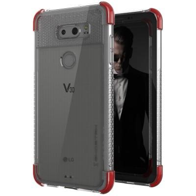 Ghostek Covert 2 Ανθεκτική Θήκη LG G7 - Red (CA-GHOCAS943-00)