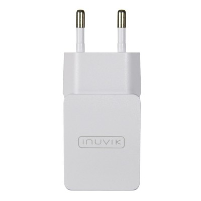 Inuvik USB Travel Charger 2.1A White (61002578)