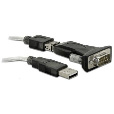 Delock Adapter USB 2.0 > Serial (61425)