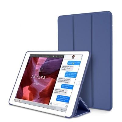Θήκη-smart cover για iPad 4 / 3 / 2 μπλε by Tech-Protect (200-105-920)