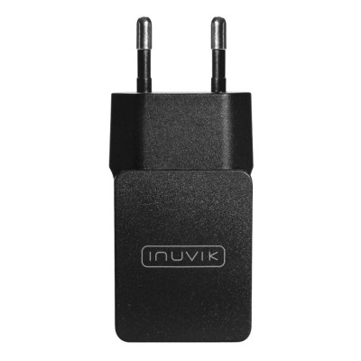 Inuvik USB Travel Charger 2.1A Black (62003529)
