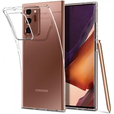 Spigen Θήκη Liquid Crystal Samsung Galaxy Note 20 Ultra - Crystal Clear (ACS01389)
