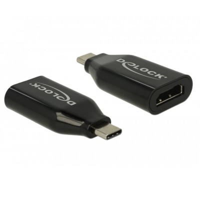 Delock USB-C 3 > HDMI M/F 4K 60Hz (62978)