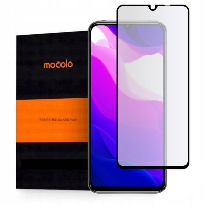 Mocolo TG+ Full Glue Tempered Glass - Fullface Αντιχαρακτικό Γυαλί Xiaomi Mi 10 Lite - Black (200-107-216)