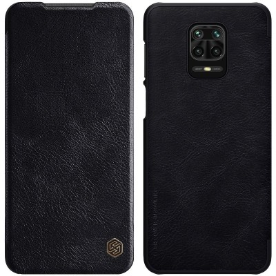 Nillkin Θήκη - Πορτοφόλι Xiaomi Redmi Note 9 Pro / Redmi Note 9S - Black (200-105-200-105-858)