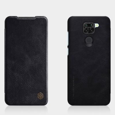 Nillkin Θήκη - Πορτοφόλι Xiaomi Redmi 10X 4G / Xiaomi Redmi Note 9 - Black (200-106-003)