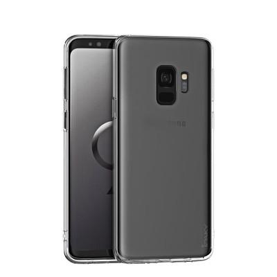 Θήκη iPaky Effort TPU διάφανη + 9H tempered glass for Samsung Galaxy Α6 Plus (2018)