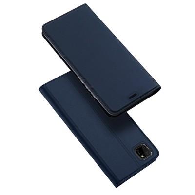Duxducis Θήκη - Πορτοφόλι Huawei Y5p - Blue (200-106-629)