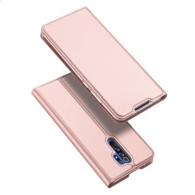 Duxducis Θήκη - Πορτοφόλι Xiaomi Redmi 9 - Rose Gold (200-106-653)