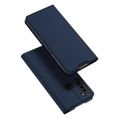 Duxducis Θήκη - Πορτοφόλι Xiaomi Redmi Note 8T - Blue (200-105-109)