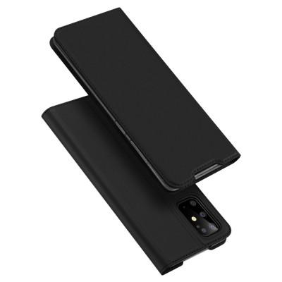 Duxducis Θήκη - Πορτοφόλι Samsung Galaxy S20 Plus - Black (200-105-122)