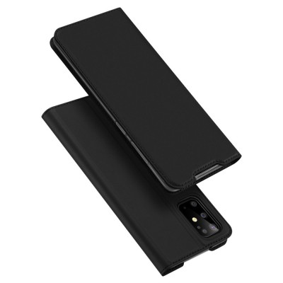 Duxducis Θήκη - Πορτοφόλι Samsung Galaxy S20 - Black (200-105-124)