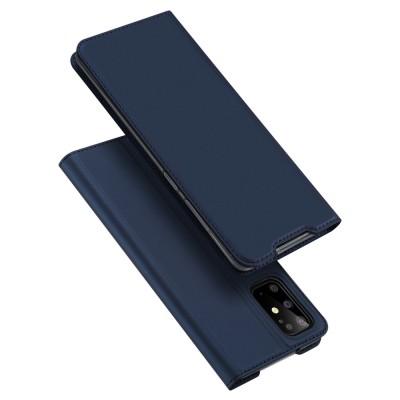 Duxducis Θήκη - Πορτοφόλι Samsung Galaxy S20 - Blue (200-105-123)