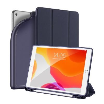 Θήκη-smart cover για iPad 10.2 (2019) μπλε by Dux Ducis (200-105-492)