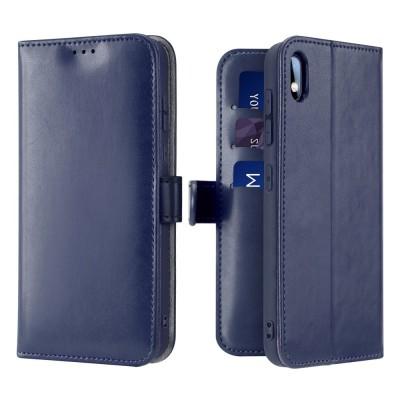 Dux Ducis Kado Kabura θήκη πορτοφόλι για Samsung Galaxy A10 - Blue (200-104-909)