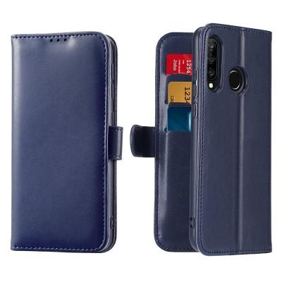 Dux Ducis Kado Kabura θήκη πορτοφόλι για Huawei P30 Lite - Blue (200-104-532)