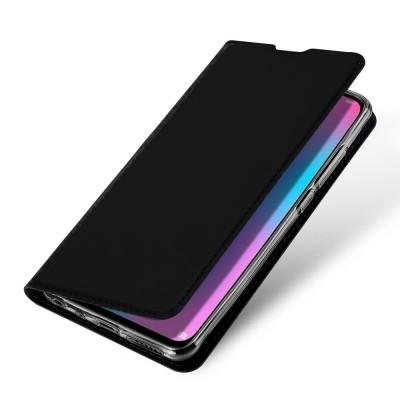 Duxducis SkinPro Flip Θήκη για Huawei Honor 10 Lite -Black