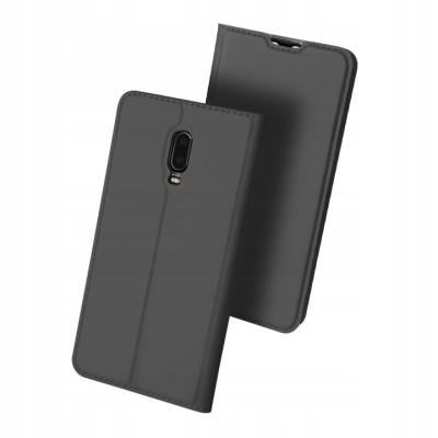 Duxducis SkinPro Flip Θήκη για OnePlus 6T- Gray