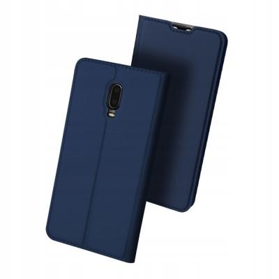 Duxducis SkinPro Flip Θήκη για OnePlus 6T- Blue
