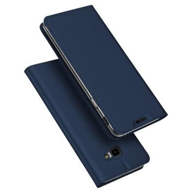 Duxducis SkinPro Flip Θήκη για Samsung Galaxy J4+(Plus) - Blue (200-105-943)