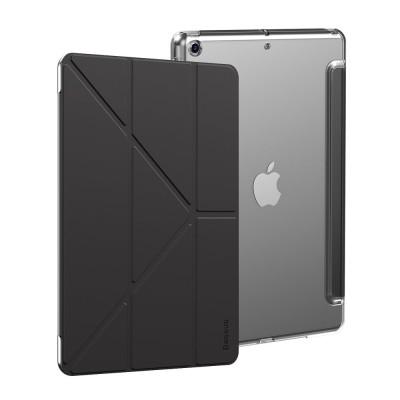 Baseus Jane Smart Case για ipad 10.2 '' 2019 Μαύρη (LTAPIPD-G01) - (200-105-217)