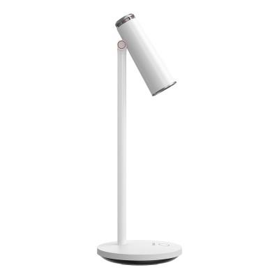 Baseus LED Wireless Desk Lamp (DGIWK-A02) Led Φωτιστικό Γραφείου - White (200-108-593)
