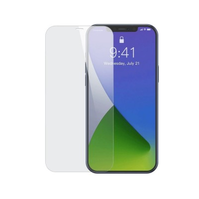 Baseus Tempered Glass - Αντιχαρακτικό Γυαλί Οθόνης iPhone 12 Pro Max 2pcs (200-106-657)