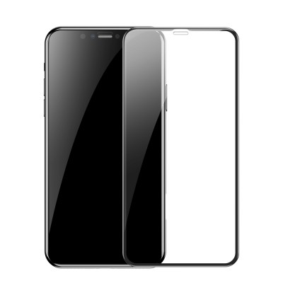 Baseus 3D Full Cover Tempered Glass για Apple iPhone XR – Black (200-104-201)
