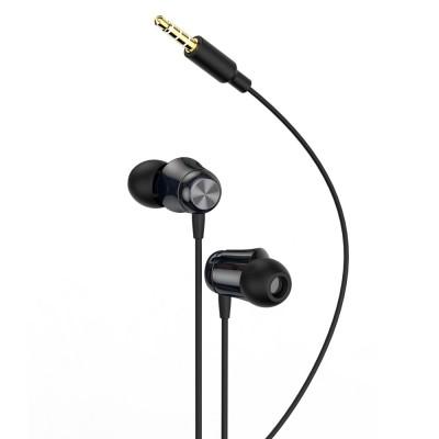 Ακουστικά Baseus Encok Wired Earphone H13 - Black (200-104-407)