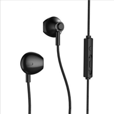 Remax RM-711 Ακουστικά earphone με μικρόφωνο - Μαύρο (200-104-359)